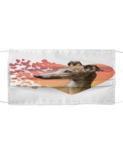 Greyhound-02-My Life-Mask Cloth face mask front
