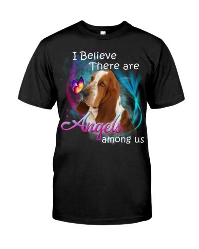 Basset Hound-Angels Among Us