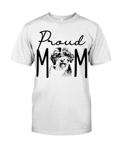 Lagotto Romagnolo-Proud Mom