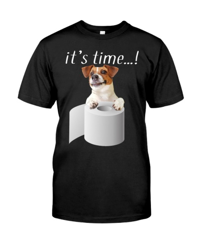 Jack Russell Terrier-It's Time