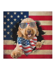 Goldendoodle-US Mask Cloth face mask aos-face-mask-coverlet-lifestyle-front-02