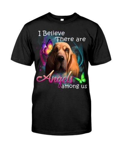 Bloodhound-Art-Angels Among Us