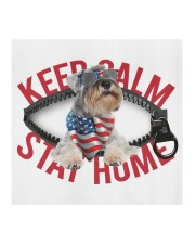 Schnauzer-US-Keep Calm Cloth face mask aos-face-mask-coverlet-lifestyle-front-02