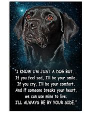 Labrador - Your Side 24x36 Poster front