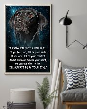 Labrador - Your Side 24x36 Poster lifestyle-poster-1