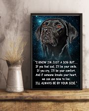 Labrador - Your Side 24x36 Poster lifestyle-poster-3