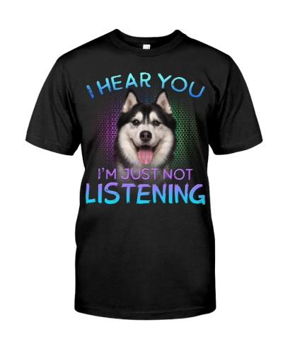 Husky-I Hear You
