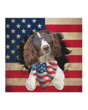 English Springer Spaniel-US Mask Cloth face mask aos-face-mask-coverlet-lifestyle-front-02