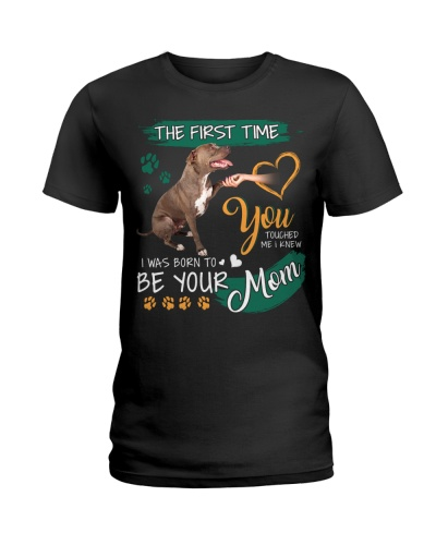 Staffordshire Bull Terrier - Touched