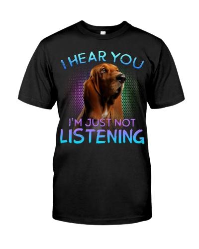 Basset Hound-02-I Hear You 02