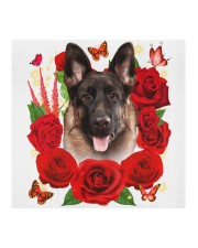 German Shepherd-02-Face Mask-Rose Cloth face mask aos-face-mask-coverlet-lifestyle-front-02