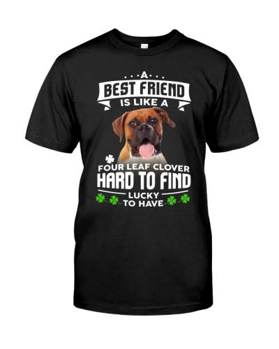 Boxer-Best Friend