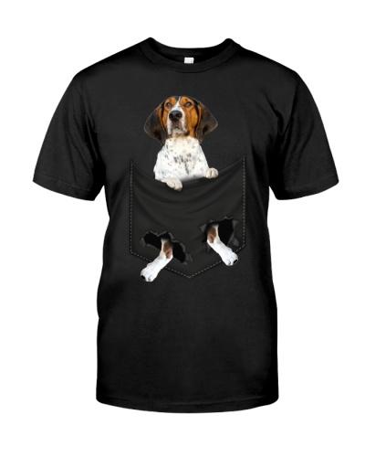 Treeing Walker Coonhound - Pocket-Mid