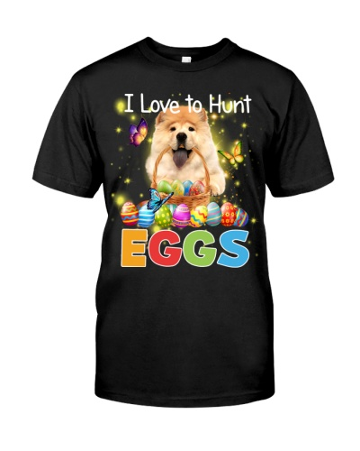 Chow Chow-Hunt Eggs