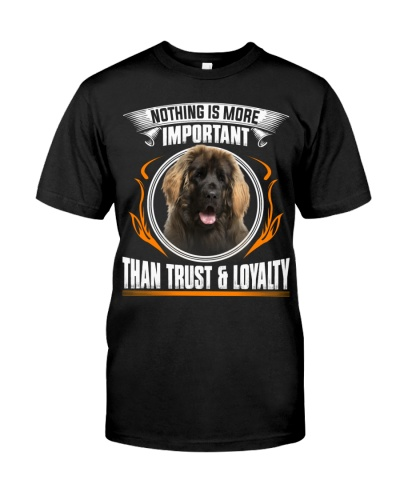 Leonberger-Trust And Loyalty