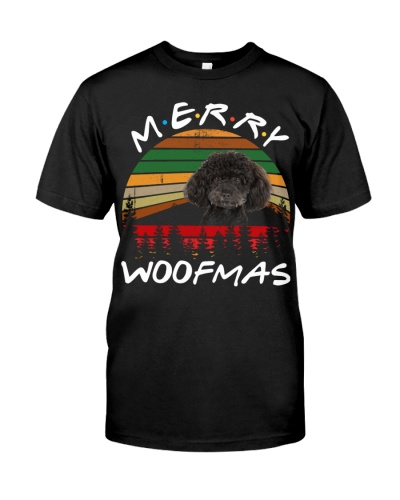 Poodle-Merry Woofmas
