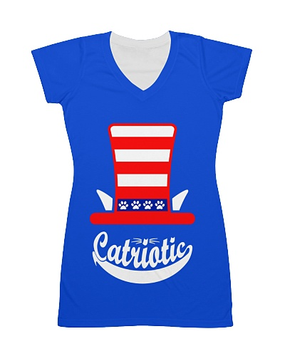 Catriotic 4TH OF JULY Independence Day 2019 Merch