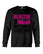 Realtor Mom Hn5fa Funny shirt Crewneck Sweatshirt thumbnail