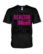 Realtor Mom Hn5fa Funny shirt V-Neck T-Shirt thumbnail