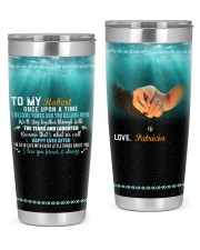CUSTOM VALENTINE'S GIFT - HAPPY EVER AFTER 20oz Tumbler front