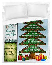 Big present for this Christmas Duvet Cover tile