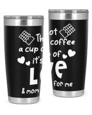 CUP OF LOVE 20oz Tumbler tile