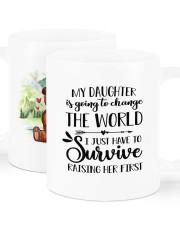 Best Mother's Day Gift - Survive Raising Her First Mug ceramic-mug-lifestyle-01