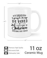 Best Mother's Day Gift - Survive Raising Her First Mug ceramic-mug-lifestyle-62