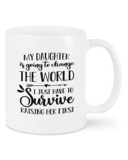 Best Mother's Day Gift - Survive Raising Her First Mug front
