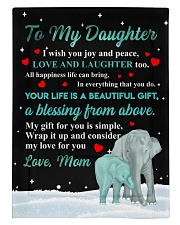 Joy and Peace - Elephant ver Comforter tile