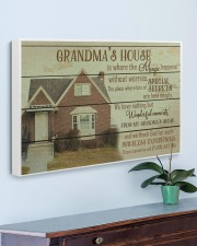 GRANDMA'S HOUSE - VINTAGE 30x20 Gallery Wrapped Canvas Prints aos-canvas-pgw-30x20-lifestyle-front-01