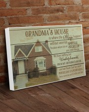 GRANDMA'S HOUSE - VINTAGE 30x20 Gallery Wrapped Canvas Prints aos-canvas-pgw-30x20-lifestyle-front-09