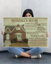 GRANDMA'S HOUSE - VINTAGE 30x20 Gallery Wrapped Canvas Prints aos-canvas-pgw-30x20-lifestyle-front-23