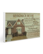 GRANDMA'S HOUSE - VINTAGE 30x20 Gallery Wrapped Canvas Prints front