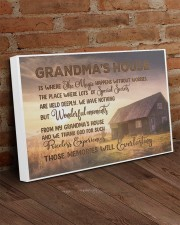GRANDMA'S HOUSE - SUNSET 30x20 Gallery Wrapped Canvas Prints aos-canvas-pgw-30x20-lifestyle-front-09