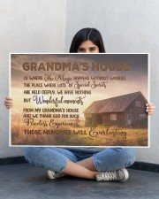 GRANDMA'S HOUSE - SUNSET 30x20 Gallery Wrapped Canvas Prints aos-canvas-pgw-30x20-lifestyle-front-23