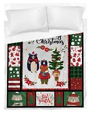 BEARRY CHRISTMAS - MOTHERHOOD Duvet Cover tile
