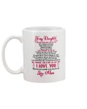 Remember the last time - Daughter version Mug back