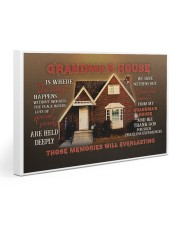 GRANDMA'S HOUSE - FAIRY 30x20 Gallery Wrapped Canvas Prints front