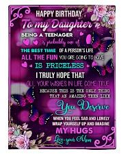 Happy birthday - Teenage daughter  Comforter tile