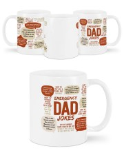 BEST MUG FOR DAD'S JOKE - Emergency Dad Jokes Mug ceramic-mug-lifestyle-45