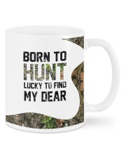 Personalized Hunting gift - Born to Hunt Mug front