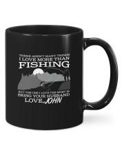 Custom Fishing Mug For Lovers Mug front