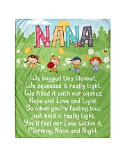 MORNING NOON AND NIGHT NANA Quilt tile