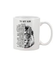 BELIEVE IN YOURSELF SON Mug tile
