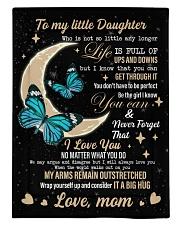I LOVE YOU - DAUGHTER Comforter tile