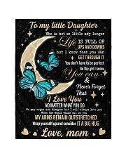 I LOVE YOU - DAUGHTER Quilt tile