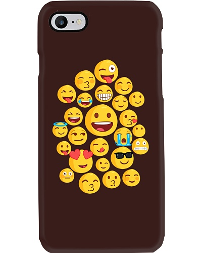 Happy Smiley Emoji Shirts