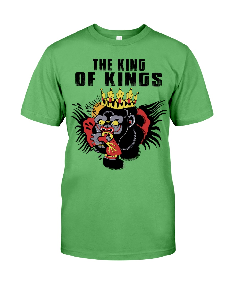 Conor McGregor - The King Of Kings Premium Fit Mens Tee