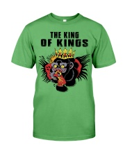 Conor McGregor - The King Of Kings Premium Fit Mens Tee front